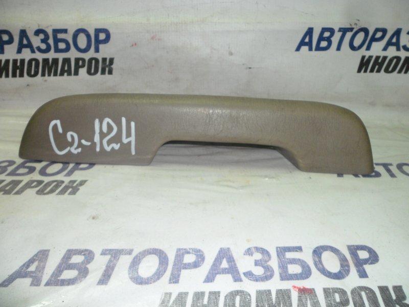 Ручка двери внутренняя Toyota Tercel EL50 правая (б/у)