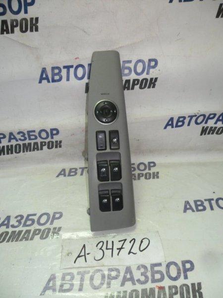 Блок управления стеклоподъемниками Hyundai Santa Fe CM G6EA передний левый (б/у)