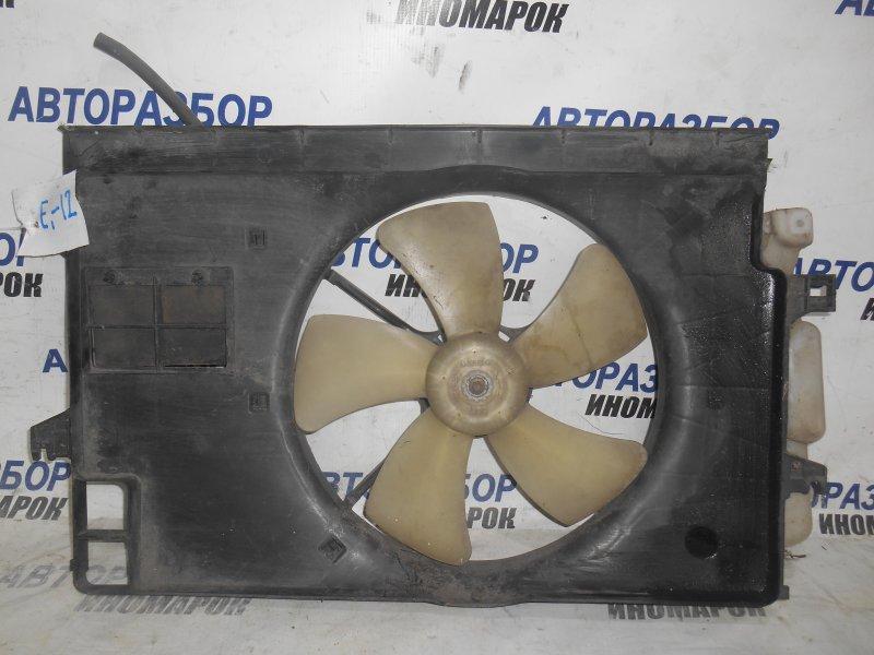 Диффузор радиатора Mitsubishi Colt Plus Z21A передний (б/у)