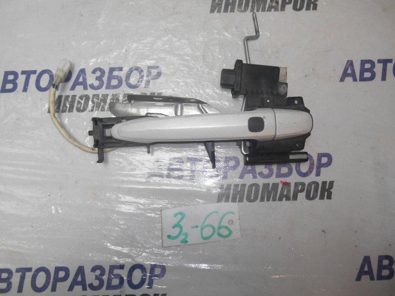 Ручка двери внешняя Lexus Gs300 GRS190 передняя правая (б/у)