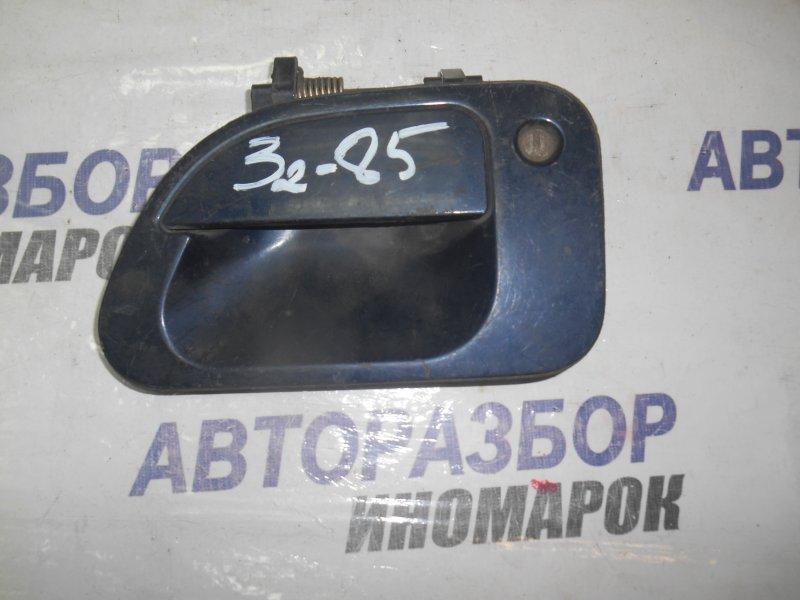 Ручка двери внешняя Mitsubishi Delica PA3V передняя левая (б/у)
