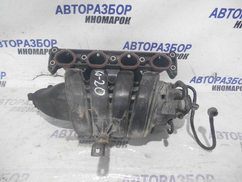 Коллектор впускной Opel Astra H L48 Z18XER 2007 передний (б/у)