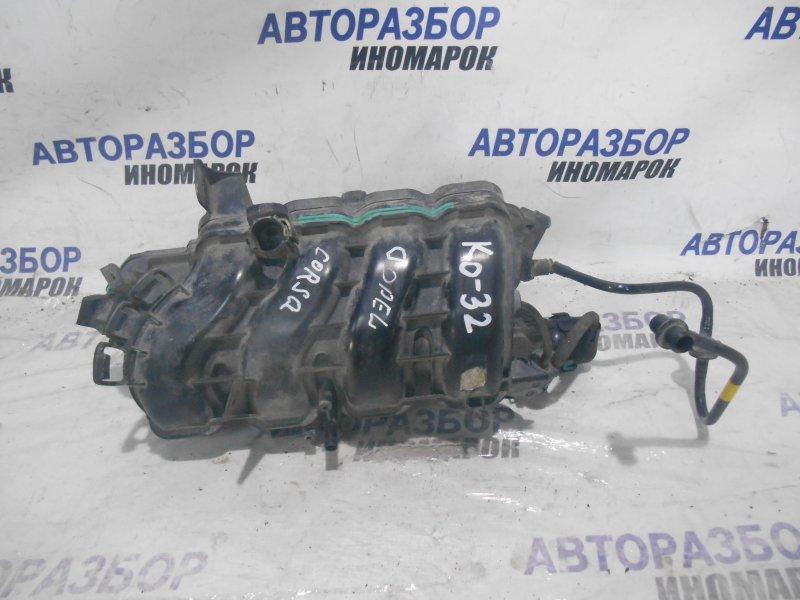 Коллектор впускной Opel Corsa D A12XER 2010 передний (б/у)