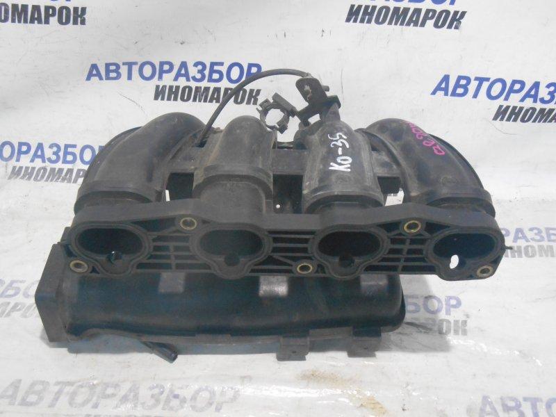 Коллектор впускной Nissan Avenir RNW11 QR20DE передний (б/у)