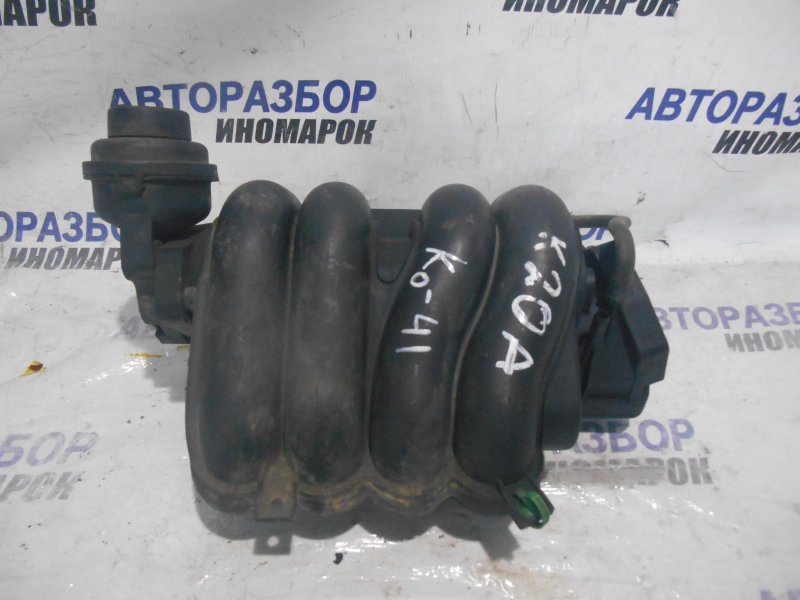 Коллектор впускной Honda Stepwgn RD4 K20A передний (б/у)
