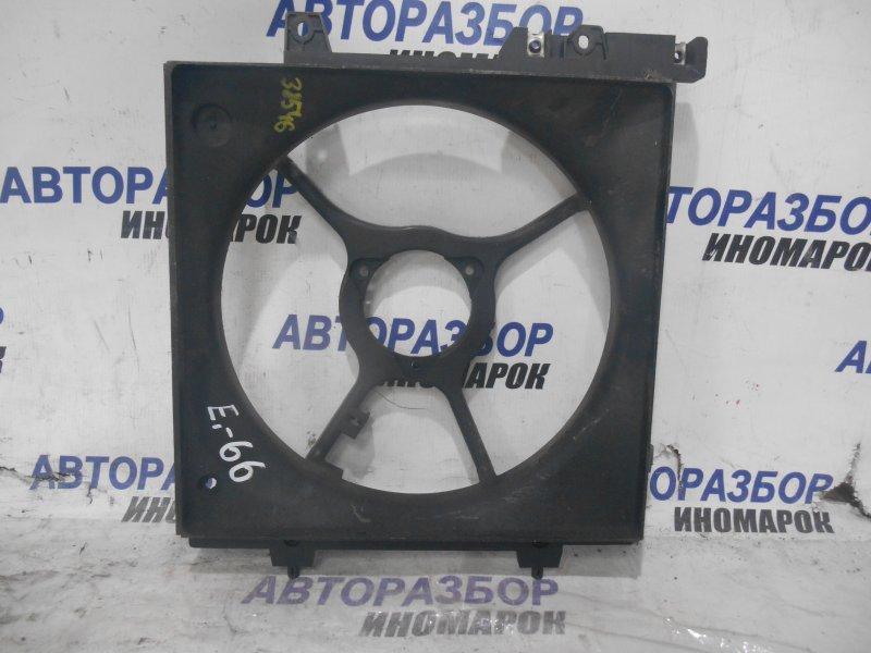 Диффузор радиатора Subaru Legacy BE5 передний левый (б/у)