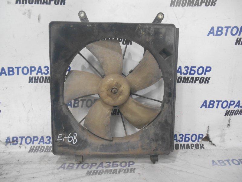 Диффузор радиатора Honda Stream RN4 K20A6 передний (б/у)