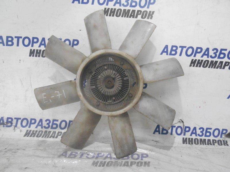Крыльчатка вентилятора Nissan 180Sx CA18D передняя (б/у)