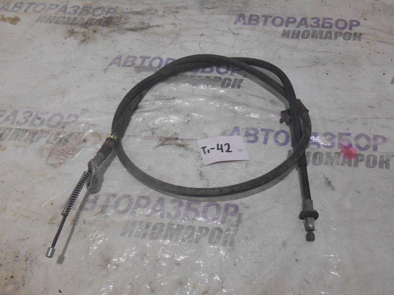 Трос ручника Nissan Tiida Latio SC11 левый (б/у)