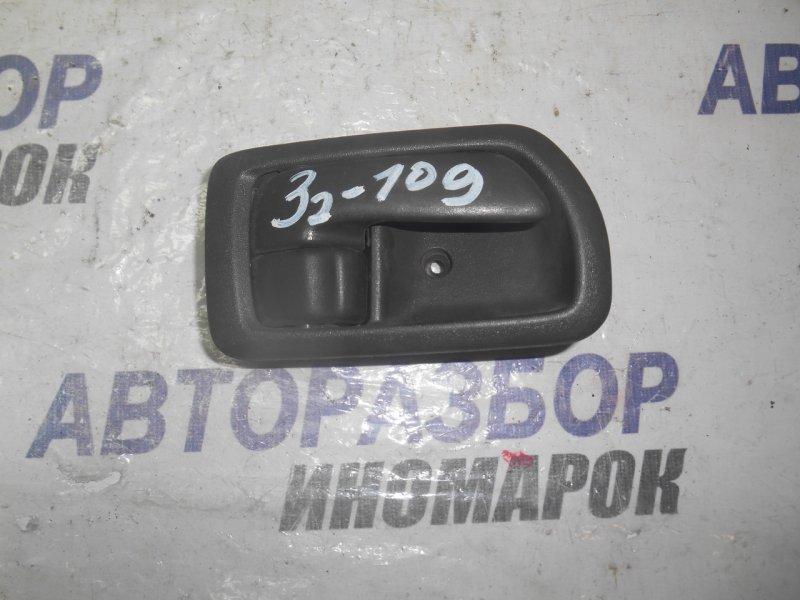 Ручка двери внутренняя Toyota Carina AT210 правая (б/у)