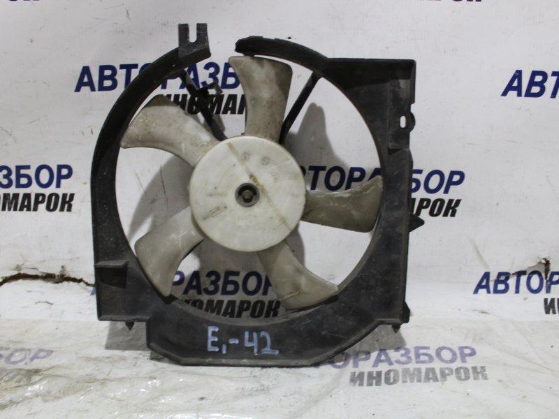 Диффузор радиатора Mazda Demio DW передний (б/у)