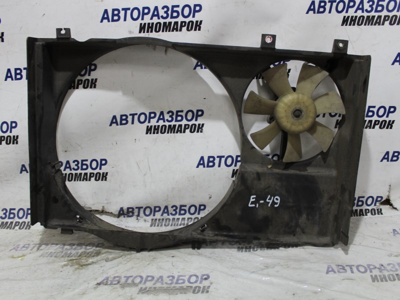 Диффузор радиатора Toyota Town Ace Noah SR40 3S-FE передний (б/у)