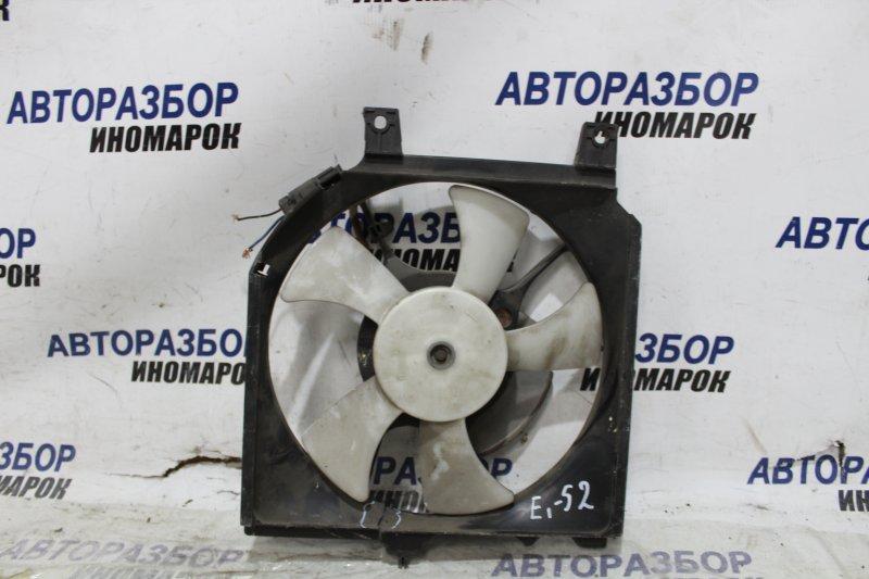 Диффузор радиатора Nissan Wingroad WFGY10 GA15DE передний (б/у)