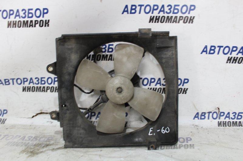 Диффузор радиатора Mazda 626 GF8P FPDE передний (б/у)