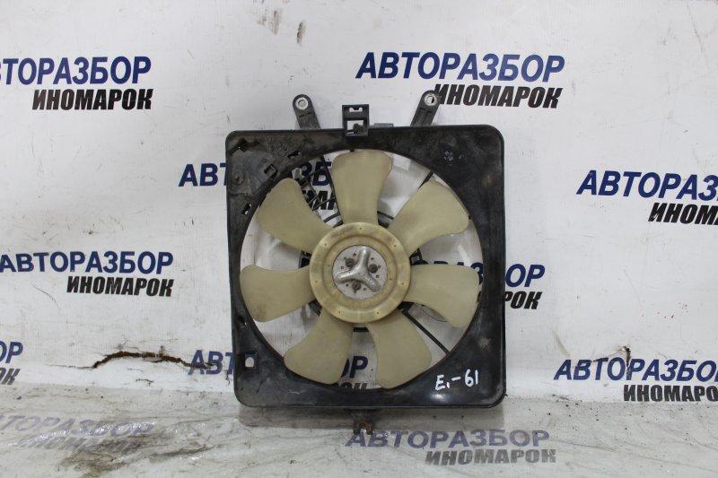 Диффузор радиатора Honda Fit GD3 L13A передний (б/у)