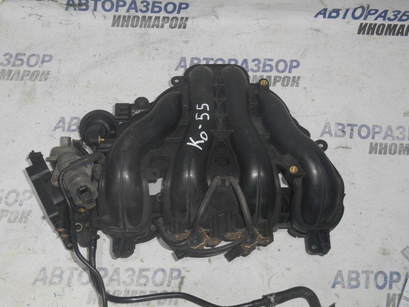 Коллектор впускной Mazda Atenza GY L3VDT передний верхний (б/у)