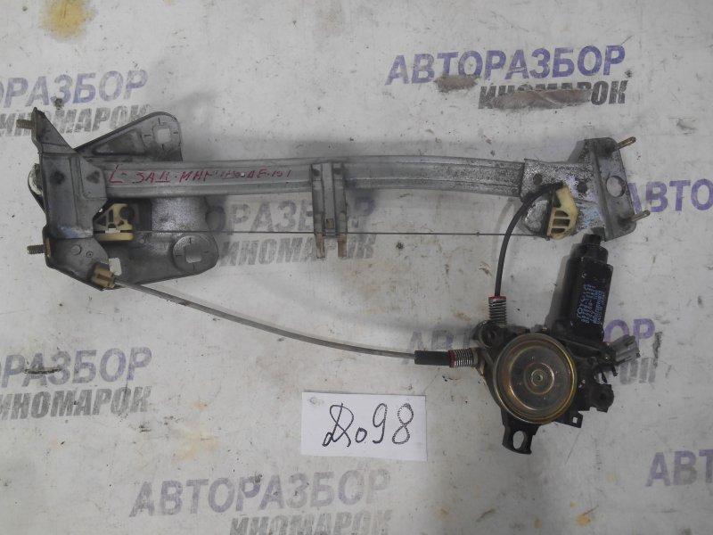 Стеклоподъемник задний левый Toyota Sprinter Marino AE100 задний левый (б/у)