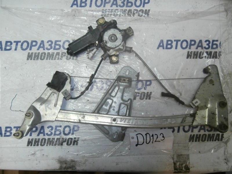 Стеклоподъемник задний правый Toyota Vista VCV10 задний правый (б/у)