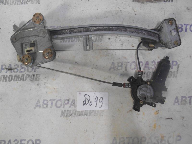 Стеклоподъемник задний правый Toyota Sprinter Marino AE100 задний правый (б/у)