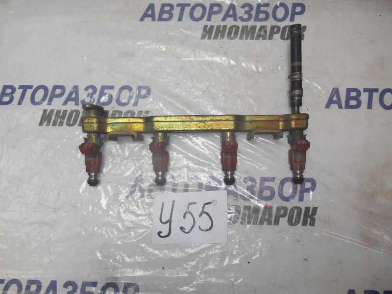 Форсунка топливная Nissan Tino VFY11 (б/у)