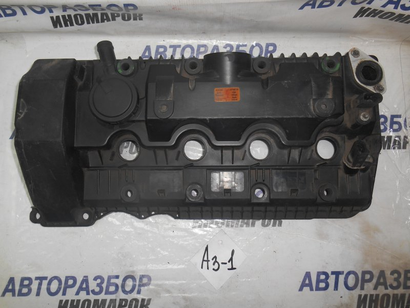 Крышка клапанов Bmw 5-Series E60 N62B40 передняя верхняя (б/у)
