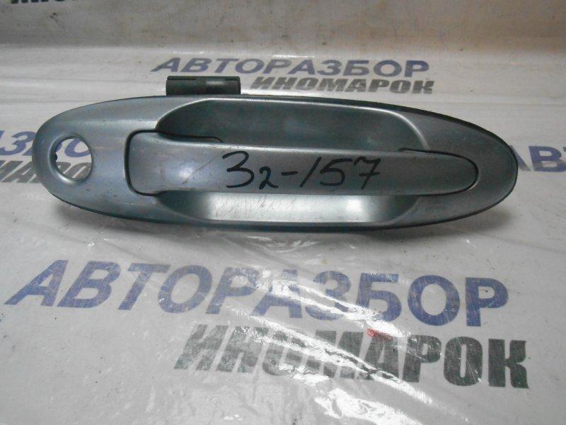 Ручка двери внешняя Lexus Lx470 HDJ100 передняя правая (б/у)