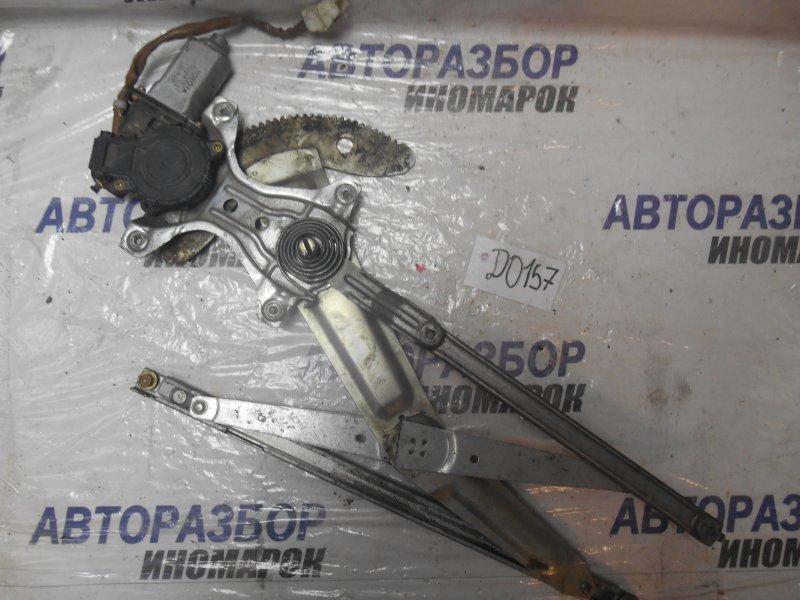 Стеклоподъемник передний правый Toyota Raum EXZ10 передний правый (б/у)