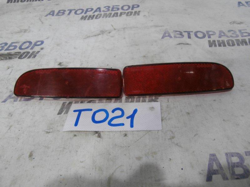 Катафот бампера Lada Приора 2170 задний (б/у)
