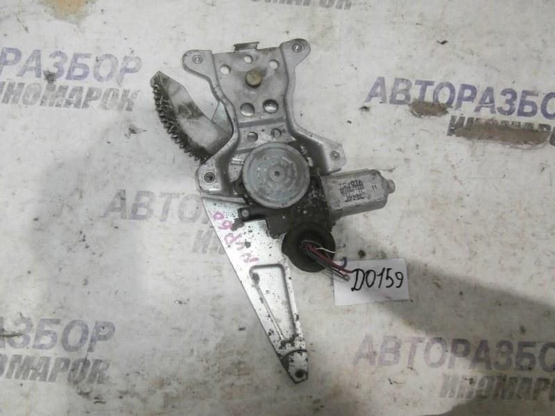 Стеклоподъемник задний правый Toyota Ist NCP60 задний правый (б/у)