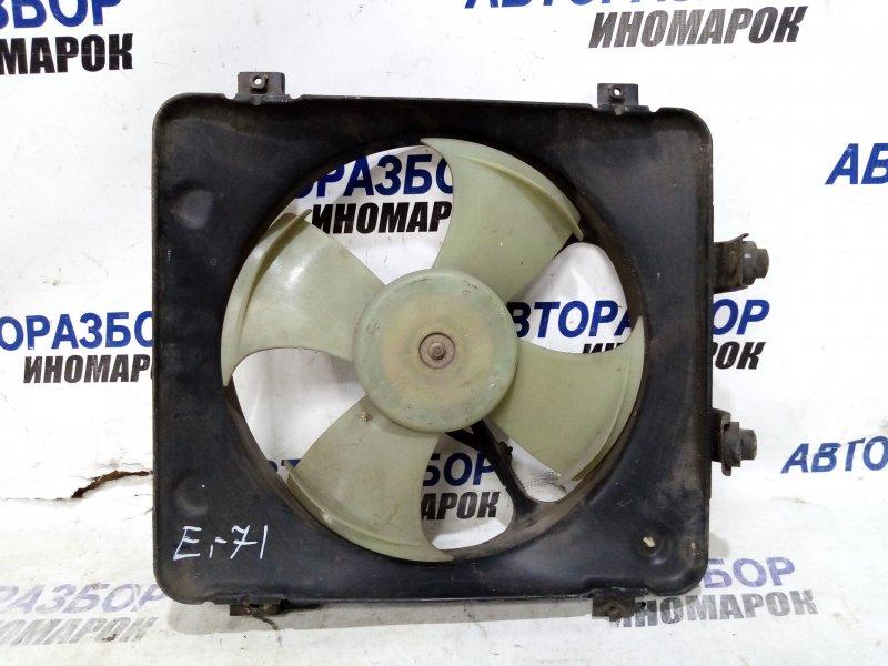 Диффузор радиатора Honda Hr-V GH3 D16W1 передний (б/у)