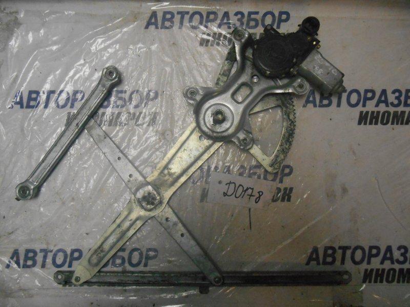 Стеклоподъемник передний правый Toyota Opa ACT10 передний правый (б/у)