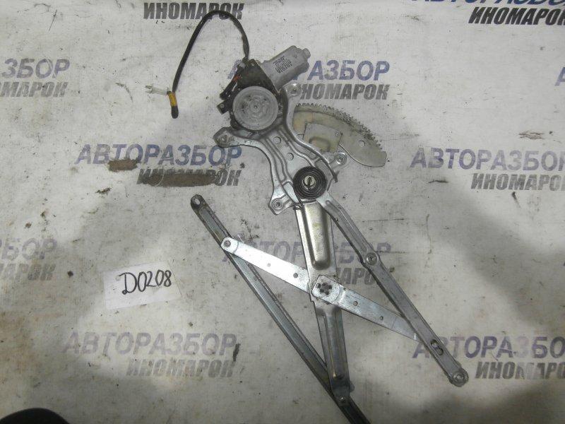 Стеклоподъемник задний правый Toyota Gaia ACM10 задний правый (б/у)