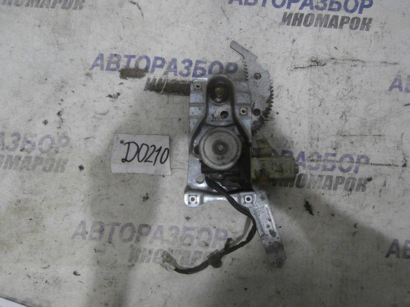 Стеклоподъемник задний левый Mazda Familia BJ3P задний левый (б/у)