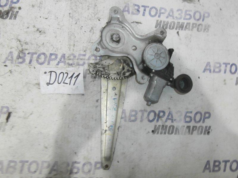 Стеклоподъемник задний левый Toyota Aurion AGT20 задний левый (б/у)