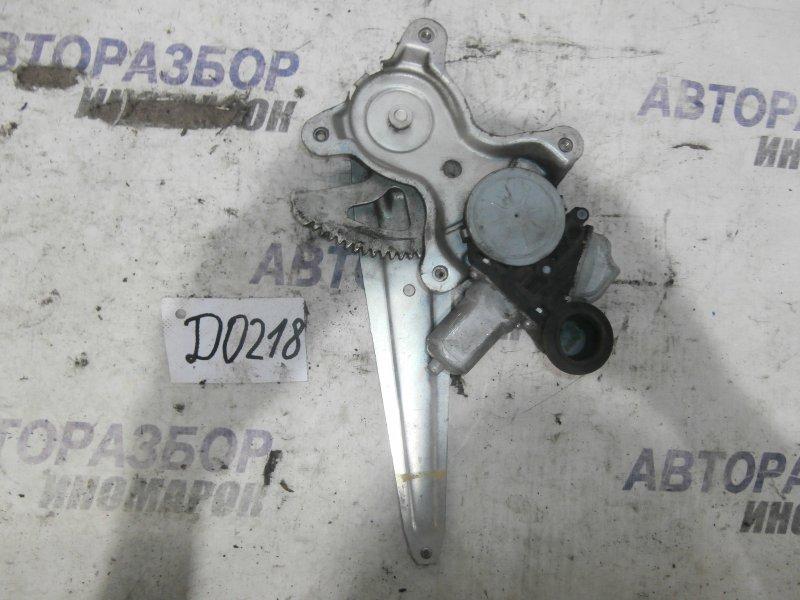 Стеклоподъемник задний левый Lexus Gs300 GWS191 задний левый (б/у)