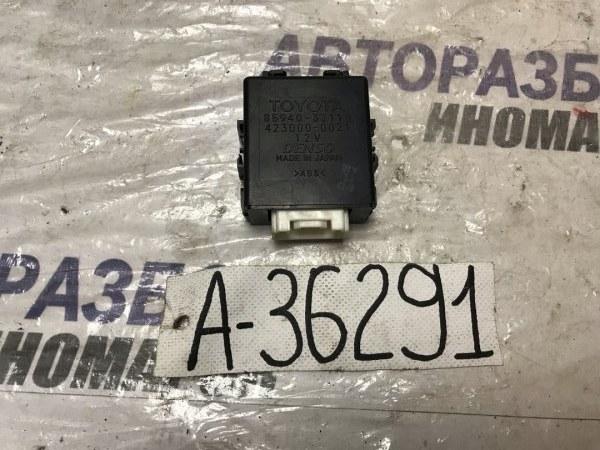 Блок управления abs Lexus Es300 MCV30 1MZFE (б/у)