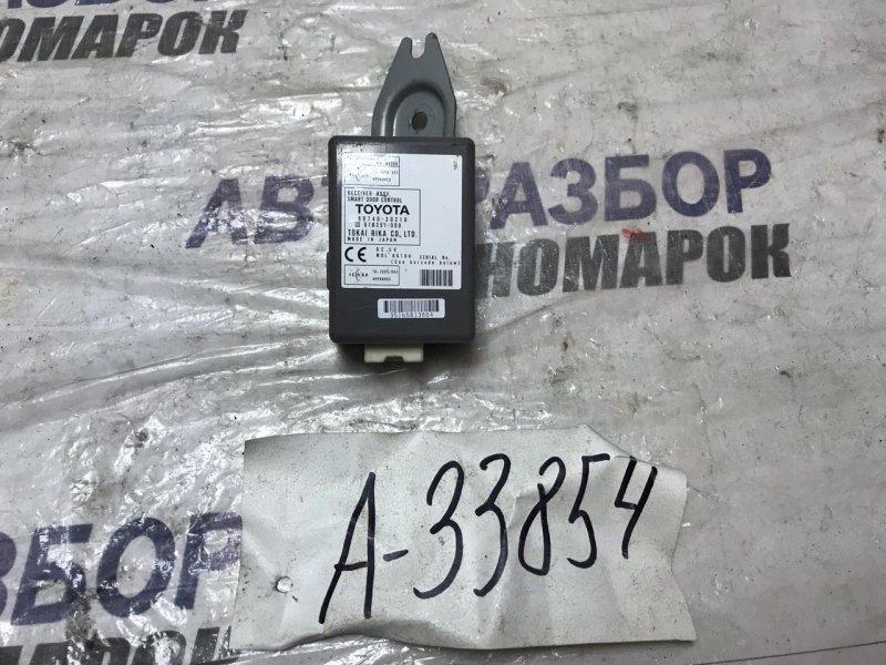 Блок управления центральным замком Lexus Gs300 GWS191 2GR (б/у)