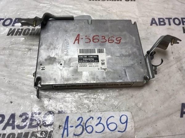 Блок управления двигателем Toyota Windom MCV30 1MZFE (б/у)