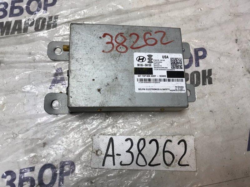 Блок усилителя антенны Hyundai Santa Fe CM D4EA (б/у)