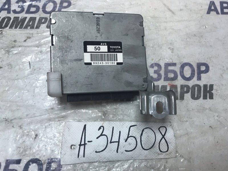 Блок управления Lexus Gs300 GRS190 2GRFSE (б/у)