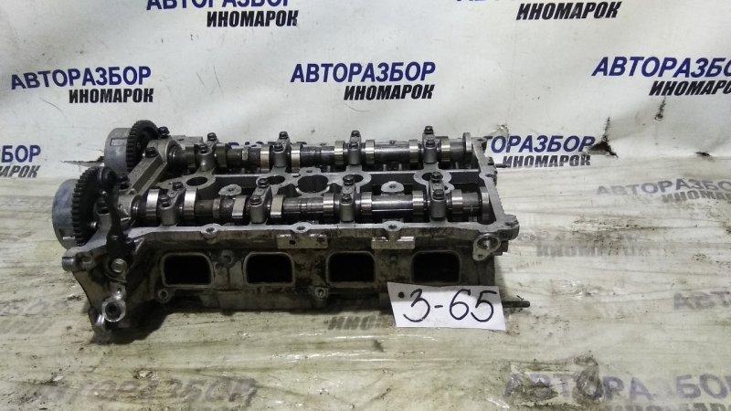 Головка блока цилиндров Kia Sportage G4KD 2010 передняя (б/у)