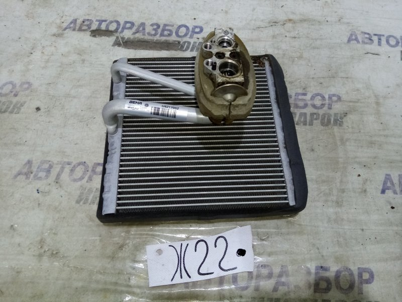 Испаритель кондиционера Volkswagen Polo 6J1 передний (б/у)