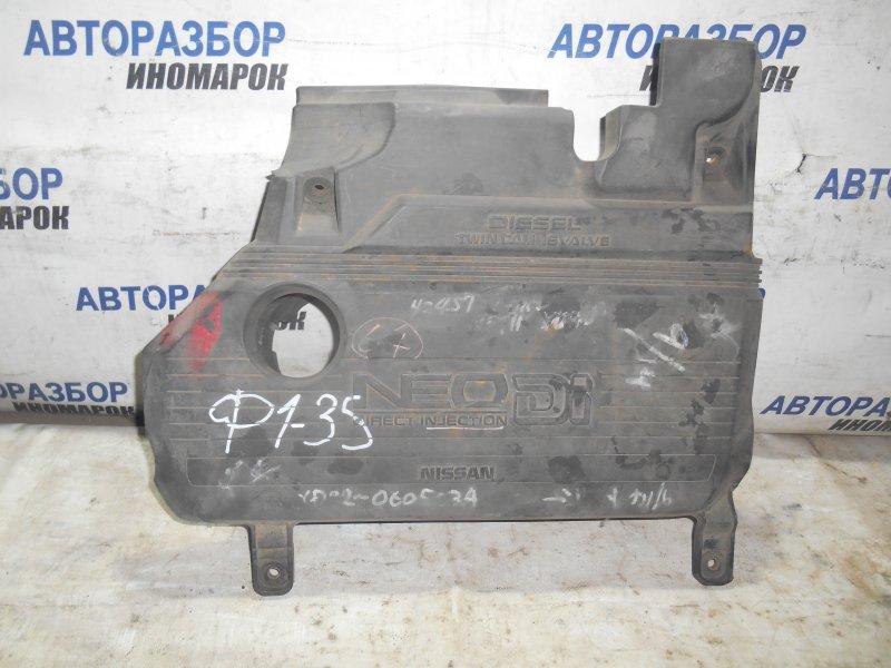 Крышка двигателя Nissan Ad VENY11 YD22DD (б/у)