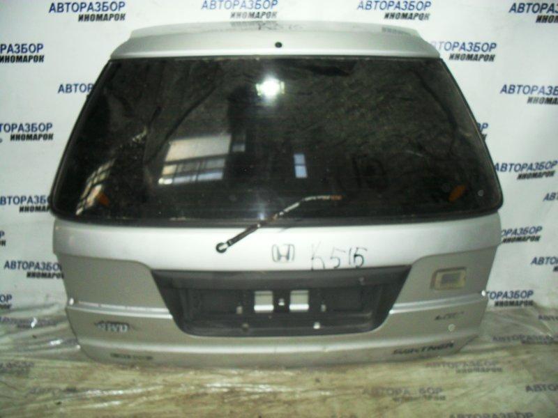 Дверь багажника Honda Partner EY6 D13B задняя (б/у)
