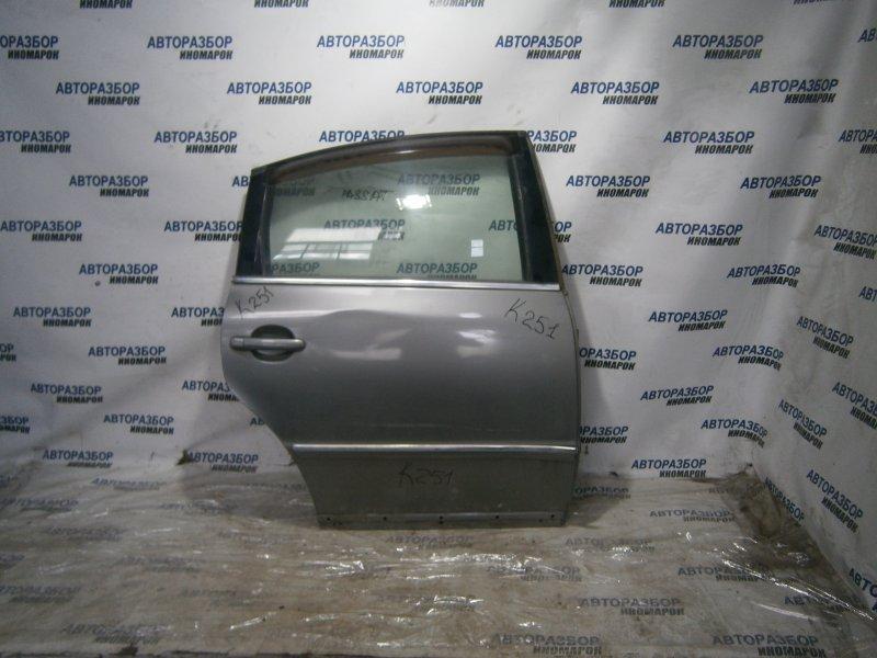 Дверь задняя правая Volkswagen Passat 3B2 задняя правая (б/у)