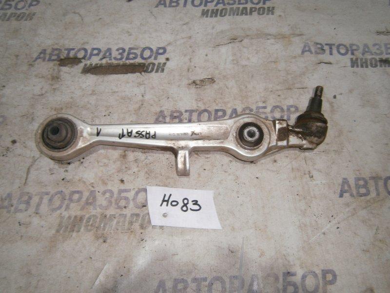 Рычаг передний нижний Audi Passat 8E2 1Z передний нижний (б/у)