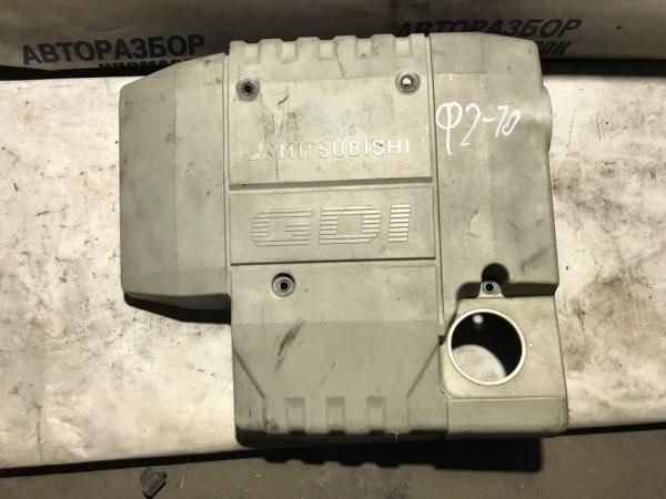 Крышка двигателя Mitsubishi Pajero Io H61W 4G93 (б/у)