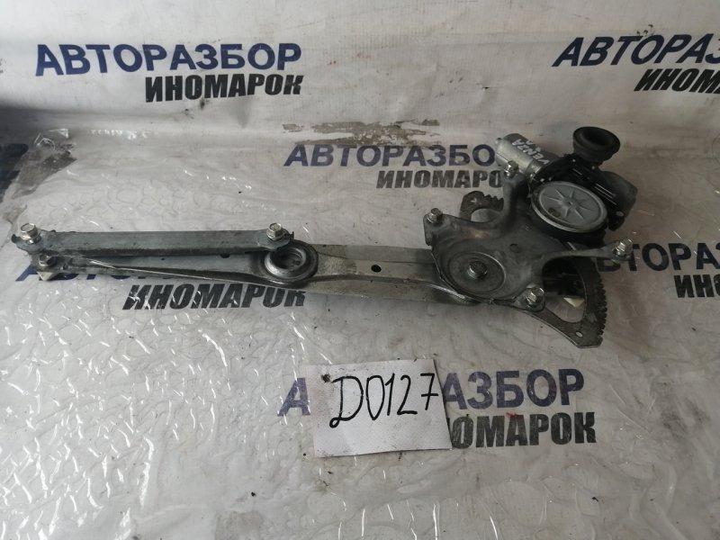 Стеклоподъемник задний левый Toyota Venza AGV10 задний левый (б/у)