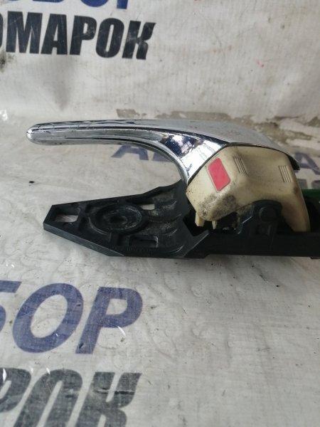 Ручка двери внутренняя Toyota Venza AGV10 задняя левая (б/у)