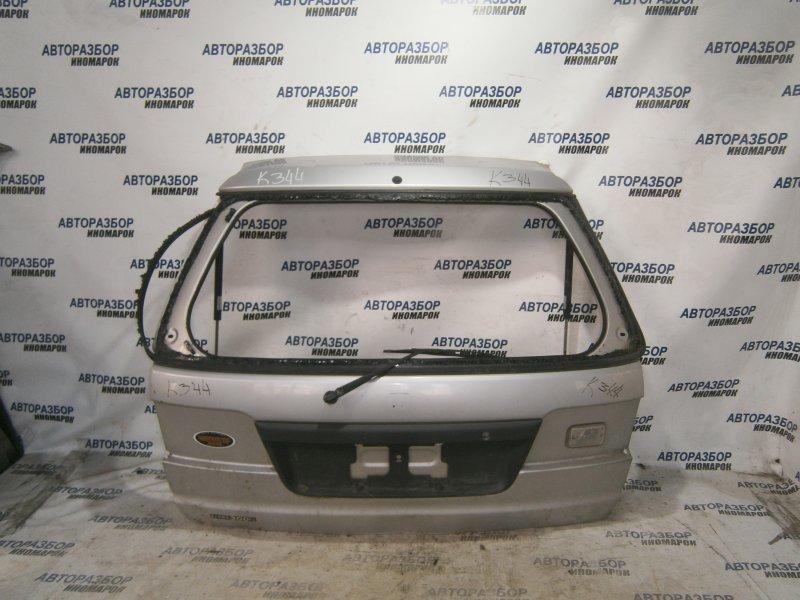 Дверь багажника Honda Partner EY6 задняя (б/у)
